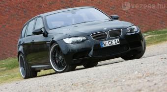 550 lóerős BMW Hármas kombi