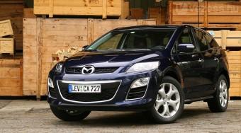 Vezettük: megújult Mazda CX-7