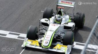 McLaren-szponzor a Brawnnál?