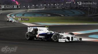 Heidfeld F1-es autót kap ajándékba