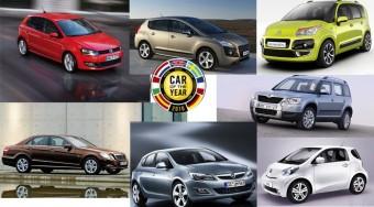 Melyik a 2010-es év autója? - szavazzon!