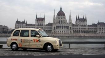 Különleges taxik Budapesten