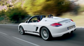 Kész a legerősebb Porsche Boxster