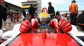 Gyereknap az F1-ben