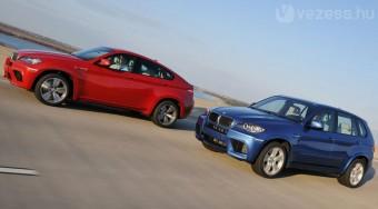Itthon a legerősebb BMW-k