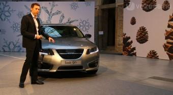 Válás után jó bőrben: új Saab 9-5