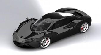 500 lóerős iráni sportkocsi
