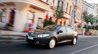 Nem vezettük: Renault Fluence