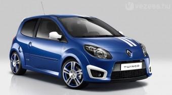 Elkészült az új sport Renault