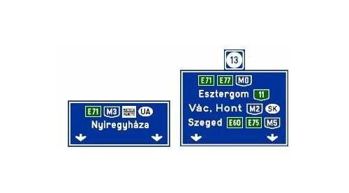 Logikusabb eligazító táblák