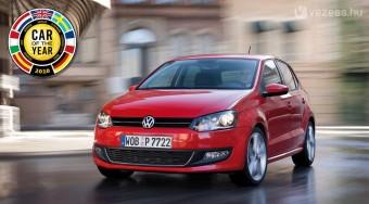 A Volkswagen Polo az Év Autója