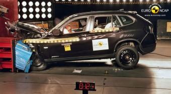 Balesetbiztos a BMW X1
