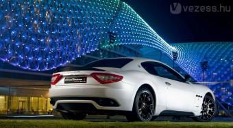 Ínyencség a Maseratitól