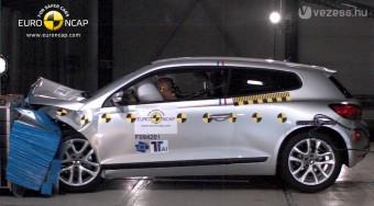 Koppan a fej a VW Sciroccóban
