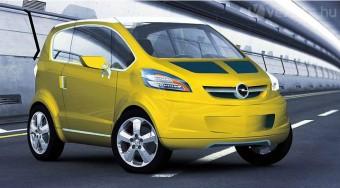 Miniautót akar az Opel