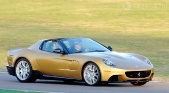 Kész a második egyke Ferrari