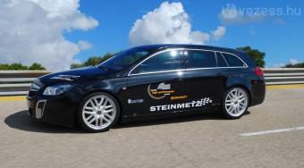 Itt a leggyorsabb Opel