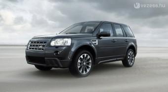 Sportos lesz a Land Rover Freelander