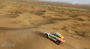 Mégis lesz Mitsubishi a Dakaron