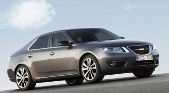 Megmarad az új Saab 9-5?