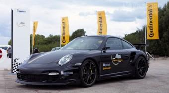 70 milliós Porsche ajándékba