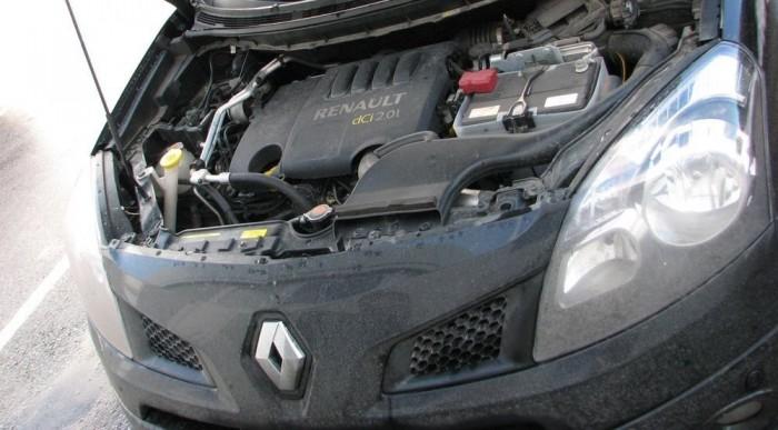 A Renault mostanság remek dízelmotorokat gyárt. Ez is az