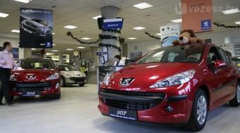 Autókereskedelem rendszerváltástól válságig