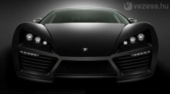 Fenix, az új szupersportkocsi
