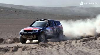 Dakar: Rekordgyőzelem!