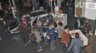Kipróbálható a magyar napkollektoros autó
