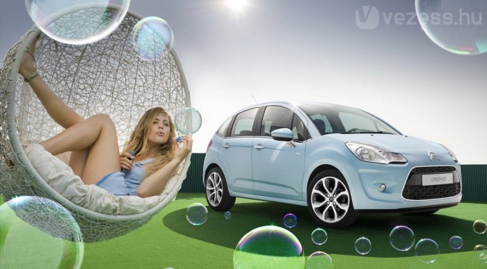 Nyolc év után váltja le a Citroën a C3-at