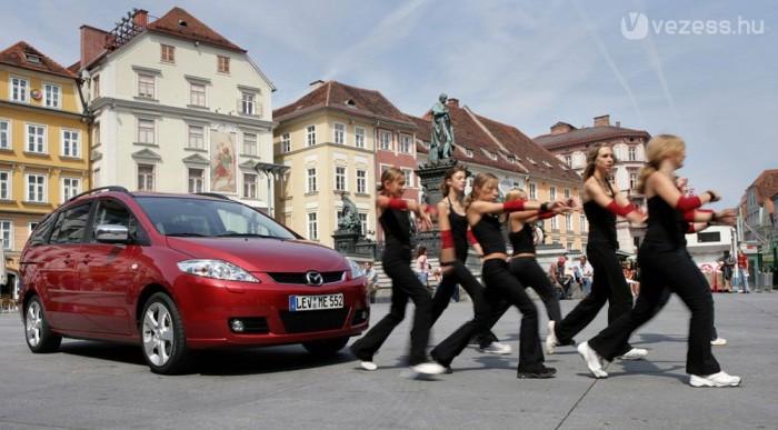 Szeptemberben a Mazda leváltja a Mazda5-öt