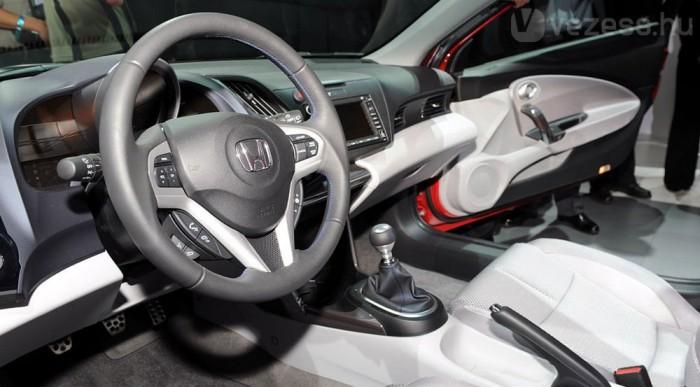 Ismerős Honda belső