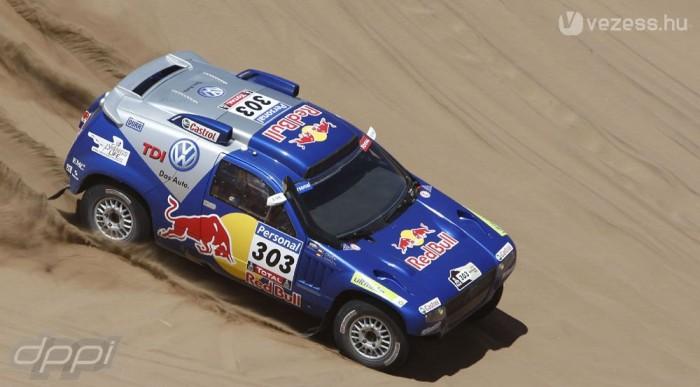 Egyelőre a Dakar a prioritás