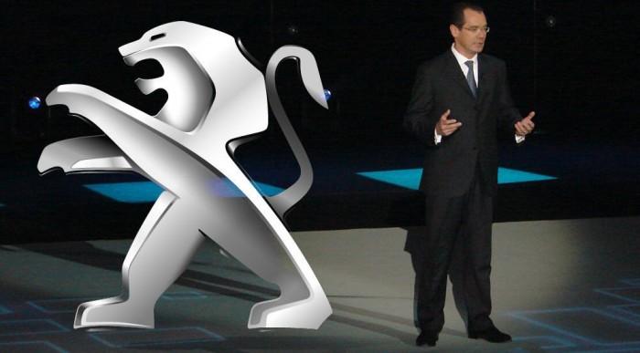 Jean-Marc Gales, a rámenős új elnök az új logóval
