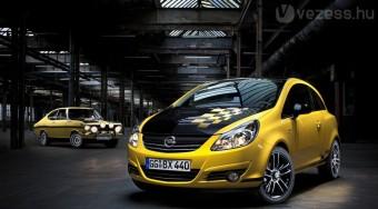 Színnel sportosít az Opel - videó