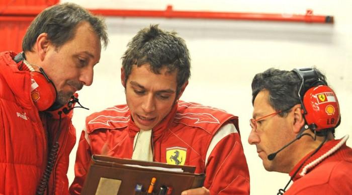 Már rutinos Ferrari-tesztelő