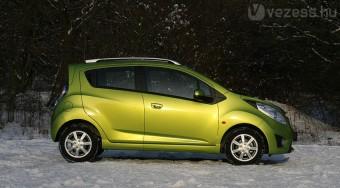Chevrolet Spark vagy Suzuki Splash?