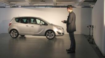 Bemutató: új Opel Meriva