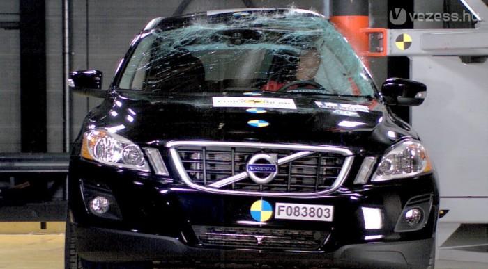 Ha Volvo, akkor biztonság