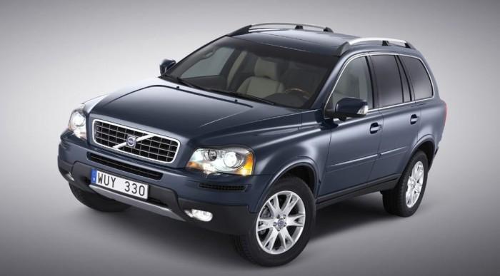 Többen is kedvelik a nagy Volvo SUV-ot