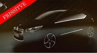 Frissítve: Kupé terepjáró a Citroëntől