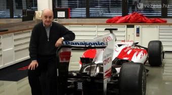 F1: A Stefan GP rajtra kész!