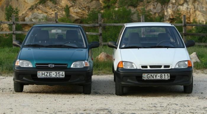 Itthon 13 éve vezet a Suzuki a személyautók között