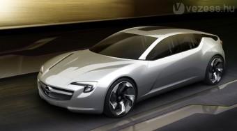 Álomautót rejteget az Opel