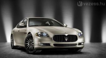 Ínyencség a Maserati Quattroportéból
