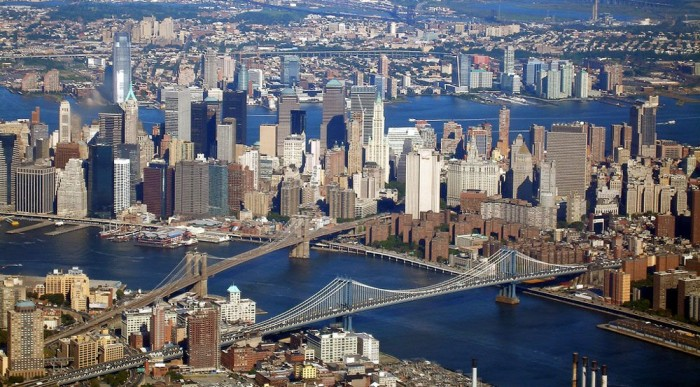 Újra előjött New Yorkkal