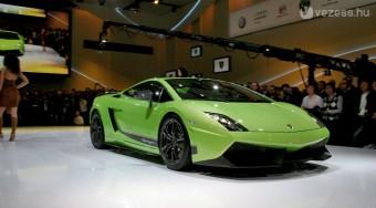 Erősebb, könnyebb Lamborghini Gallardo