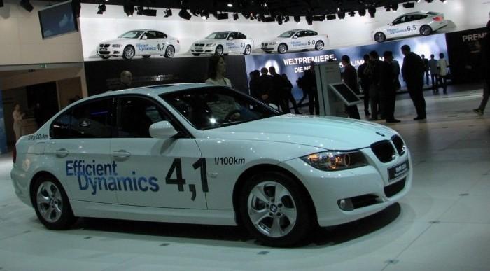 A BMW a fogyasztással kampányol - mi történik itt?