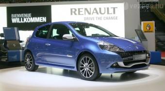 Csíkos sportmodell a Renault-tól